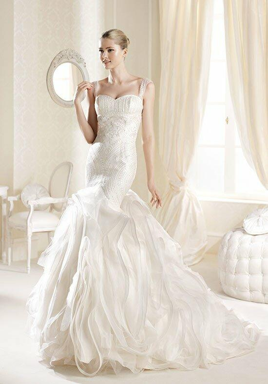 LA SPOSA Dreams Collection - Inaudi Wedding Dress photo