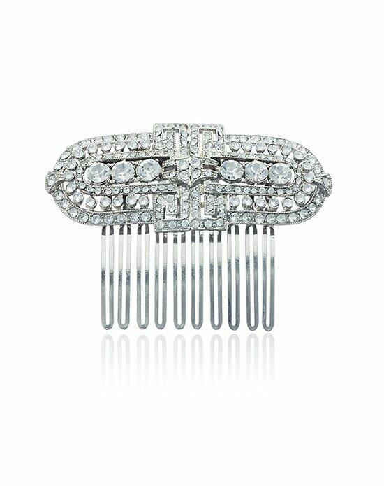 Thomas Laine Belle Epoque Crystal Hair Comb Wedding Pins, Combs + Clips photo