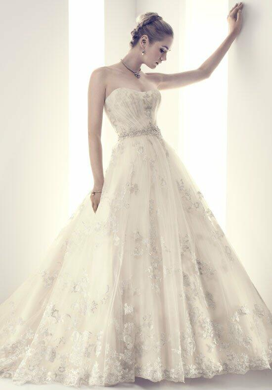 Strapless wedding dresses for Cb couture wedding dresses