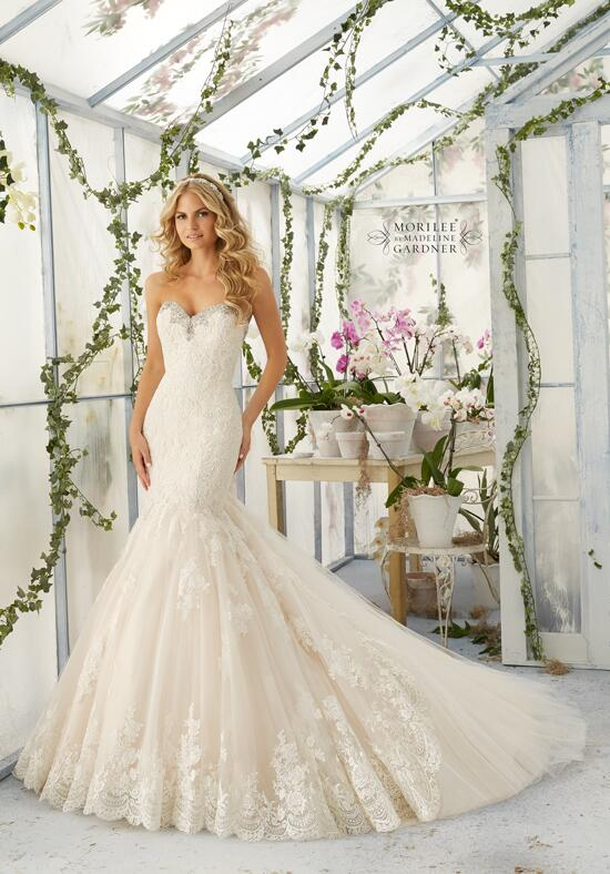 Mori Lee by Madeline Gardner 2804 Wedding Dress photo