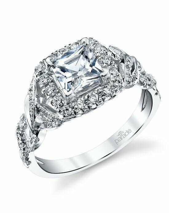 Parade Design Style R3323 from the Lyria Bridal Collection Engagement Ring photo