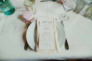 Simple Country Place Setting