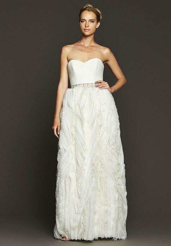 Badgley Mischka Bride Andress Wedding Dress photo