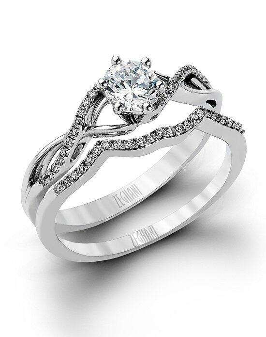 Zeghani ZR981 Engagement Ring photo