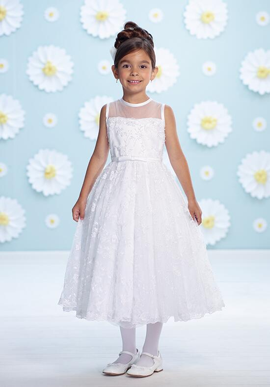 Joan Calabrese by Mon Cheri 116380 Flower Girl Dress photo