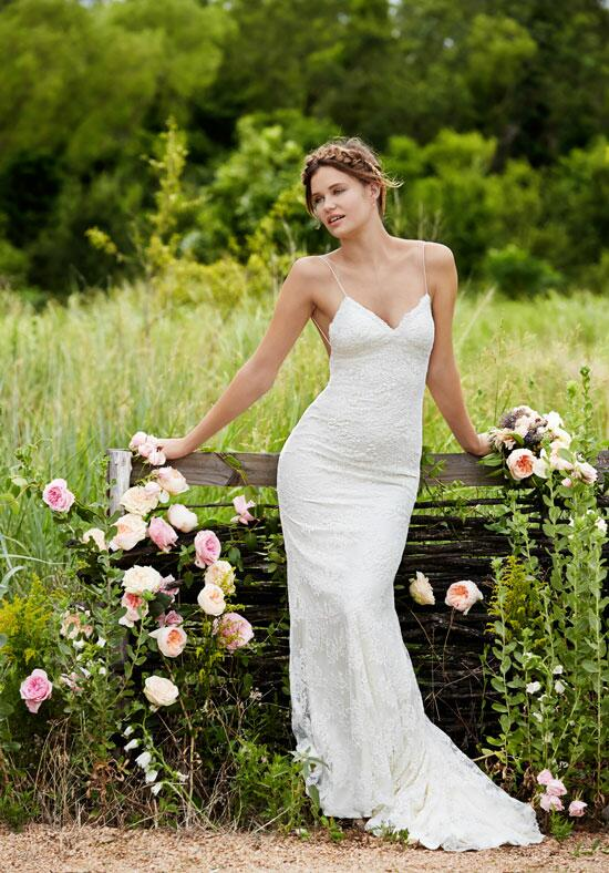 Willowby by Watters Inez 54107 Wedding Dress photo