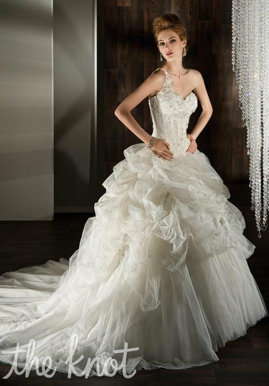 Demetrios 2848 Wedding Dress photo