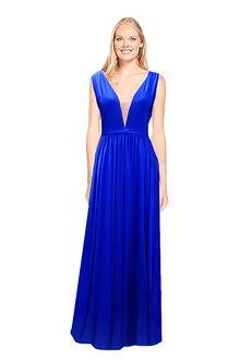 Bari Jay Bridesmaids 2034 Halter Bridesmaid Dress
