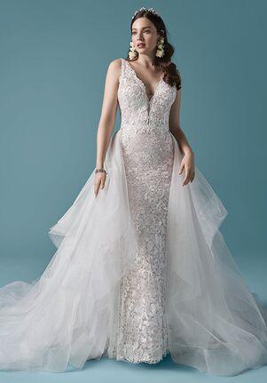 Maggie Sottero CALLAN Sheath Wedding Dress