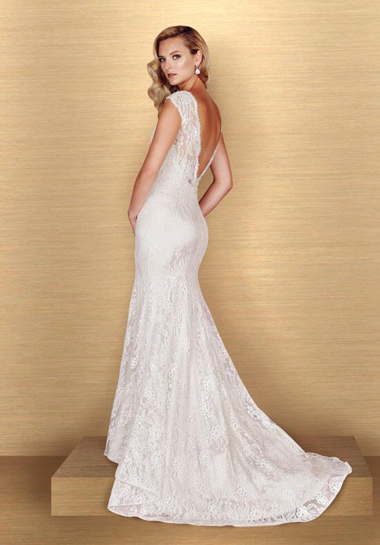 Paloma Blanca 4652 Wedding Dress photo