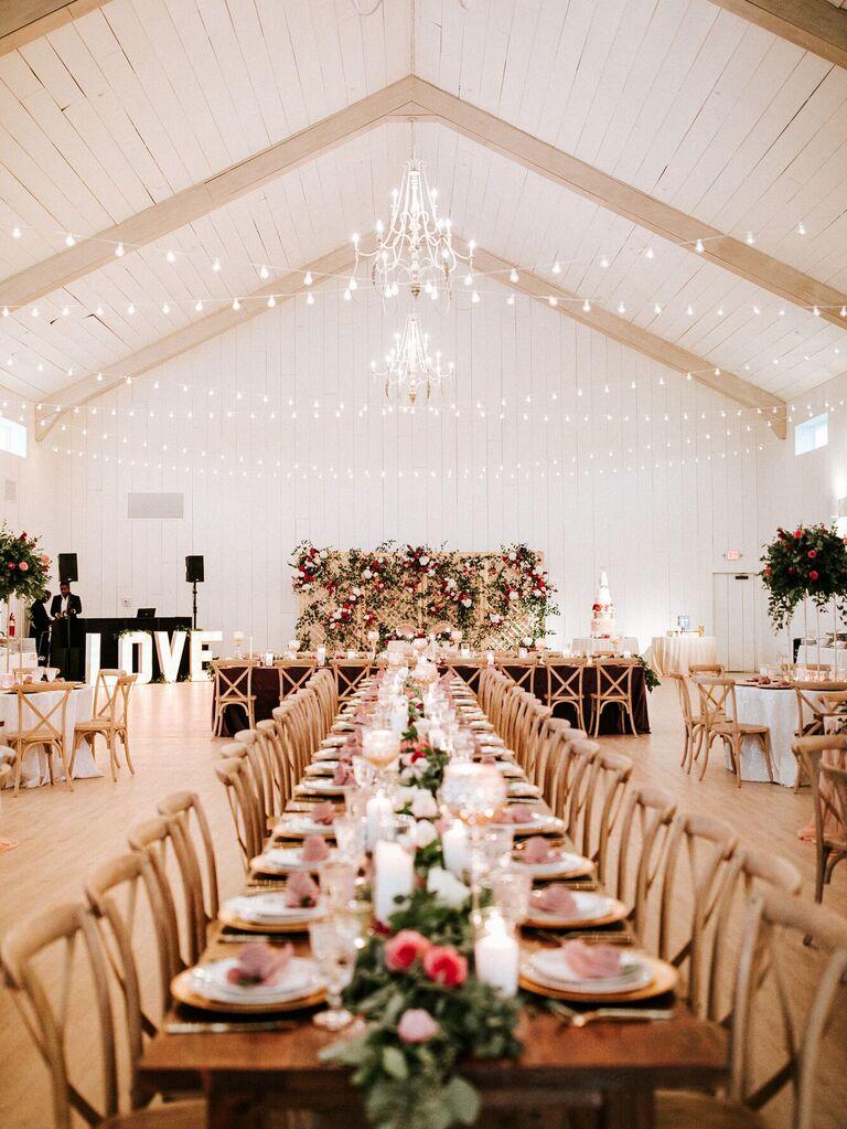North Texas wedding venue in McKinney, Texas.