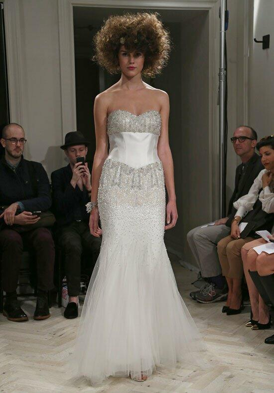 Badgley Mischka Bride Veronica Wedding Dress photo