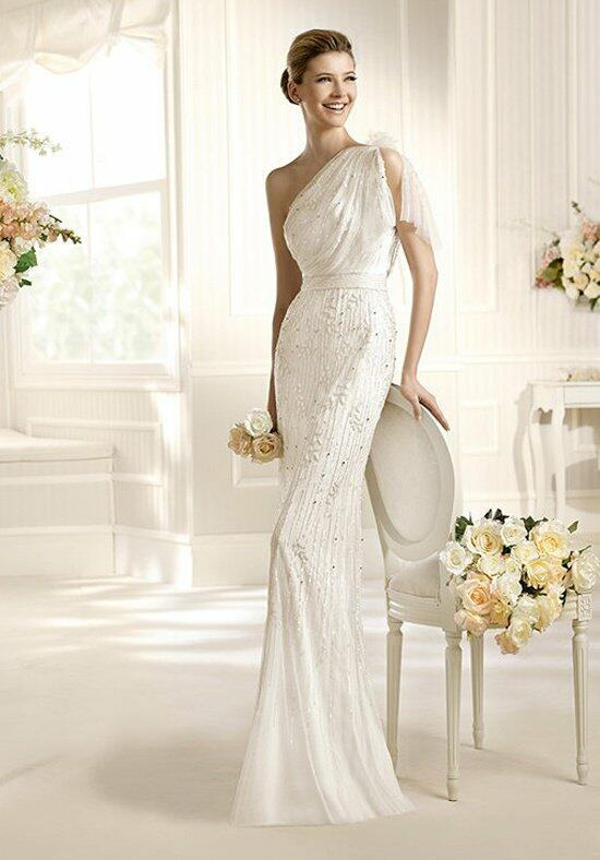LA SPOSA Mantua Wedding Dress photo
