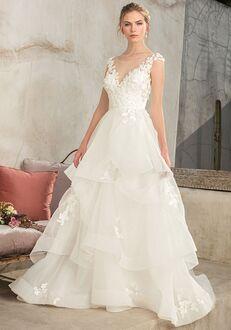 Casablanca Bridal Style 2302 Luna A-Line Wedding Dress