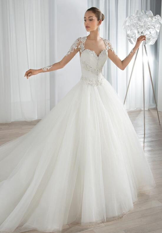 Demetrios 655 Wedding Dress photo