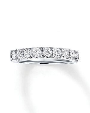 Now & Forever 532495001 White Gold Wedding Ring