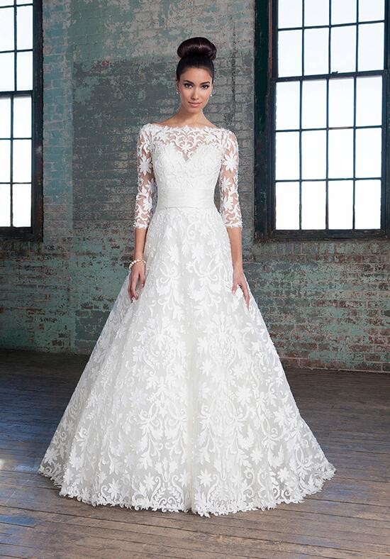 Justin Alexander Signature 9815 Wedding Dress photo