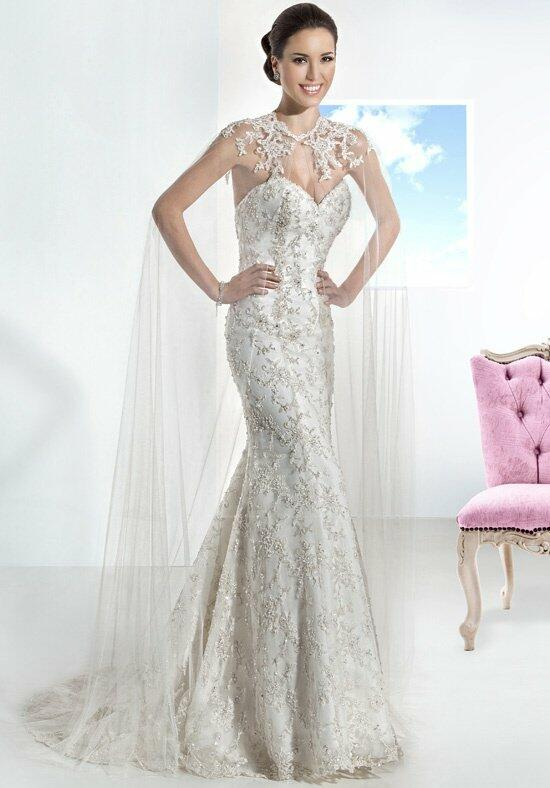 Demetrios 1461 Wedding Dress photo