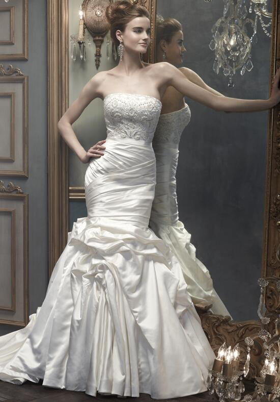 Amaré Couture by Crystal Richard B070 Wedding Dress photo