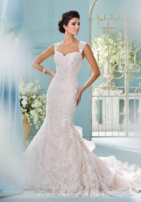 David Tutera for Mon Cheri 216251 Mora Wedding Dress photo