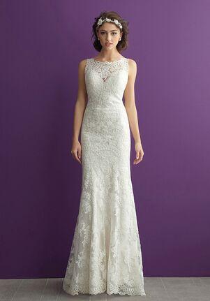 Allure Romance 2960 Sheath Wedding Dress