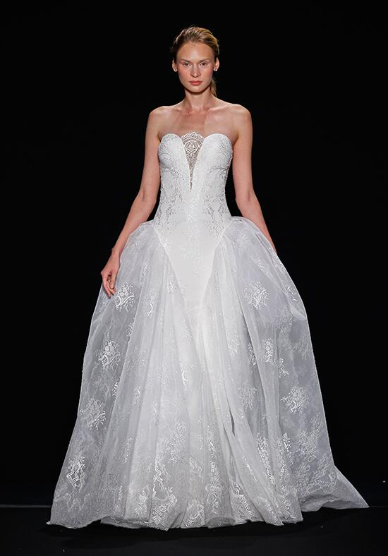 Mark Zunino for Kleinfeld 141 Wedding Dress photo