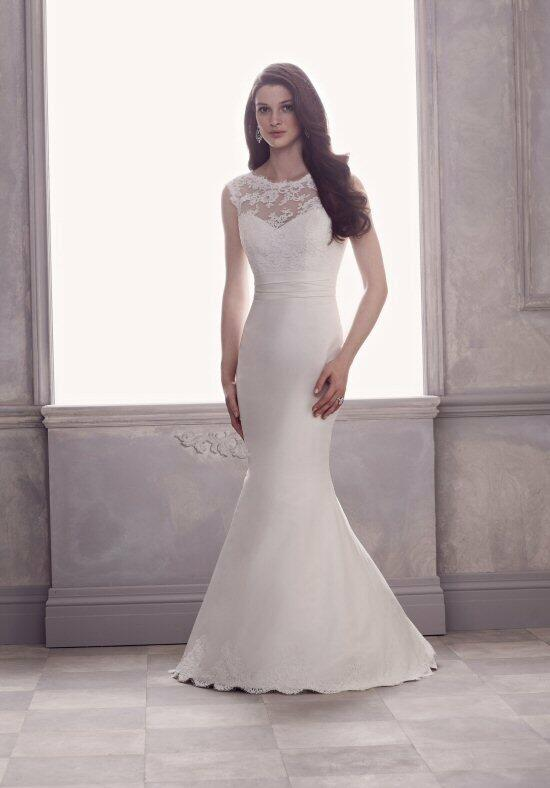 Paloma Blanca 4404 Wedding Dress photo