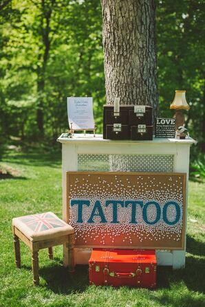 Tattoo Booth