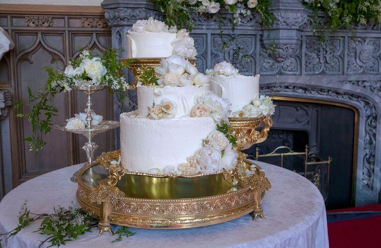 cake meghan markle prince harry