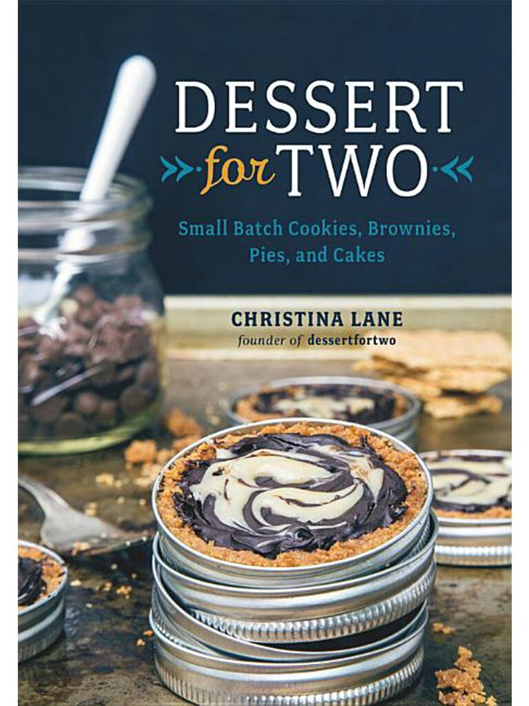 Dessert for Two cookbook cover