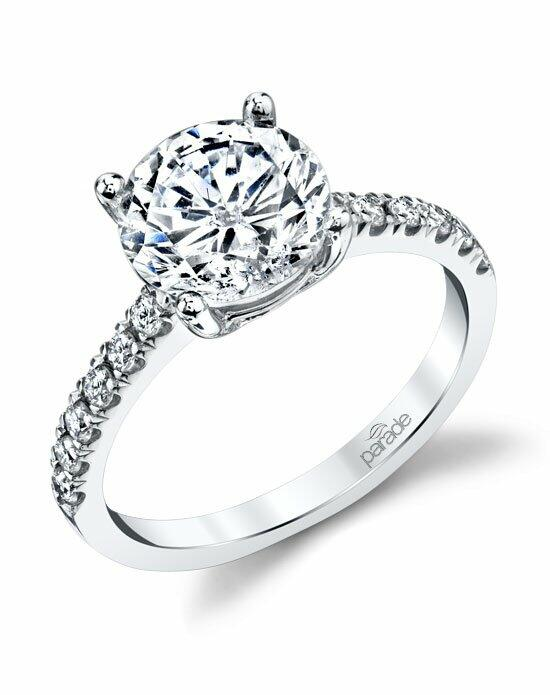 Parade Design Style R3637 from the Hemera Collection Engagement Ring photo