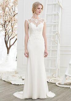 Beloved by Casablanca Bridal BL206 Joy Sheath Wedding Dress