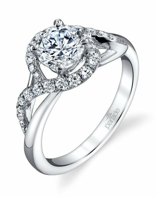 Parade Design Style R3536 from the Hemera Collection Engagement Ring photo
