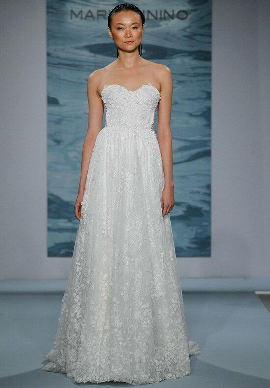 mark zunino for kleinfeld 133 wedding dress photo