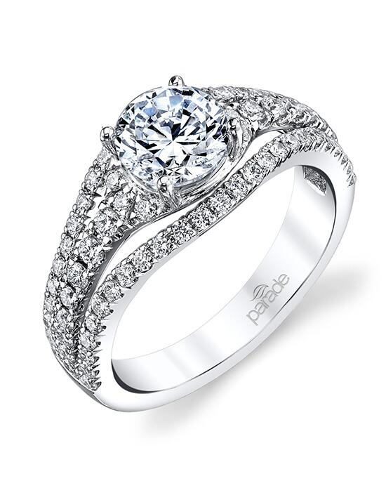 Parade Design Style R3657 from the Hemera Collection Engagement Ring photo