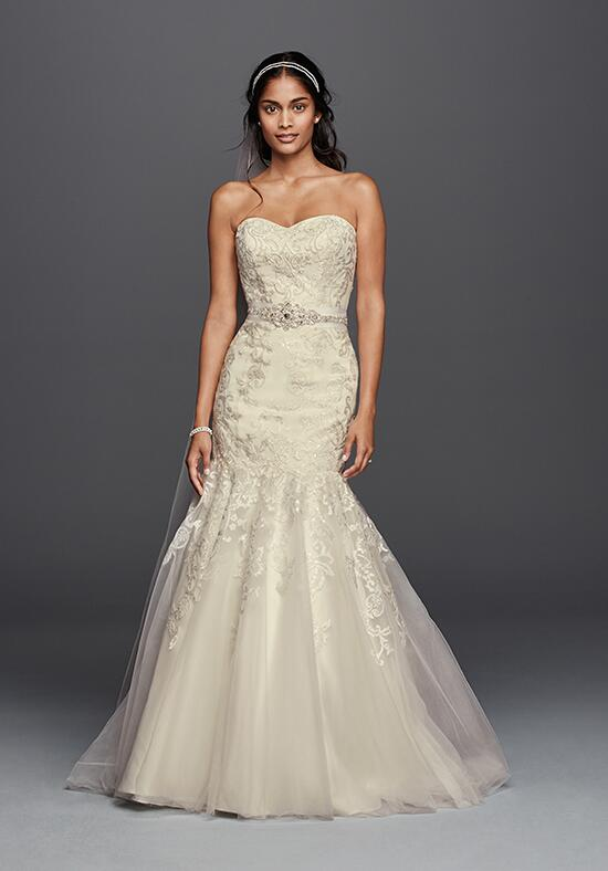 David's Bridal Jewel Style WG3800 Wedding Dress photo