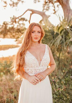 Stella York 7302 A-Line Wedding Dress