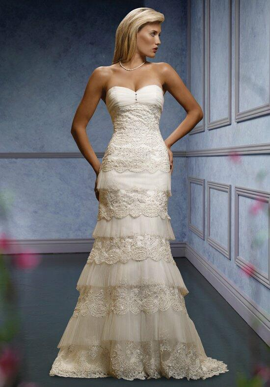 Mia Solano M424C Wedding Dress photo