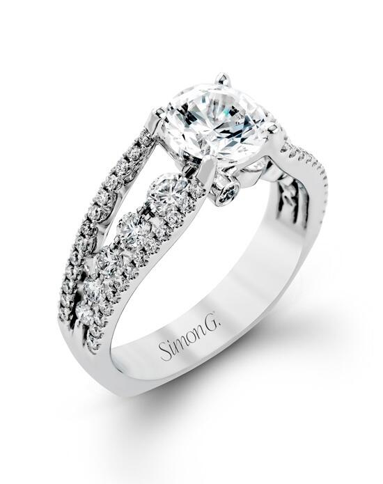 Simon G. Jewelry MR2248 Engagement Ring photo
