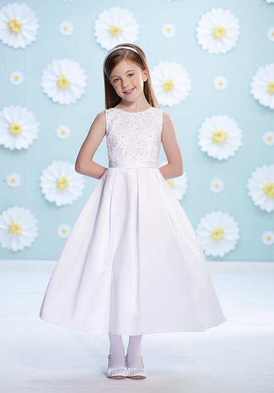 Joan Calabrese by Mon Cheri 116392 Flower Girl Dress photo
