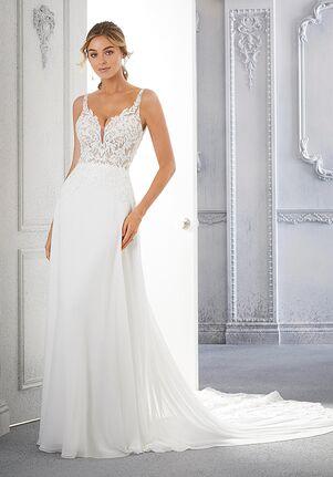 Morilee by Madeline Gardner Caroline A-Line Wedding Dress
