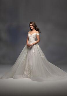 Lazaro Alexandria- Style 32107 Mermaid Wedding Dress