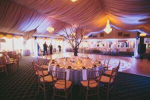 Bridgeview Yacht Club Wedding Reception