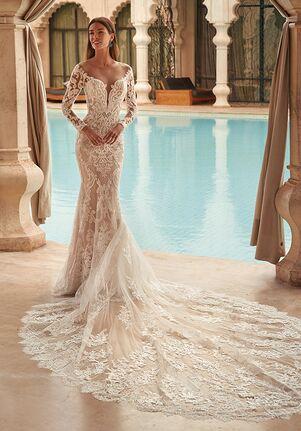 Demetrios 1117 Mermaid Wedding Dress