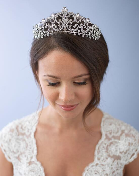 USABride Florentina Royal Crown TI-3284 Wedding Tiaras photo
