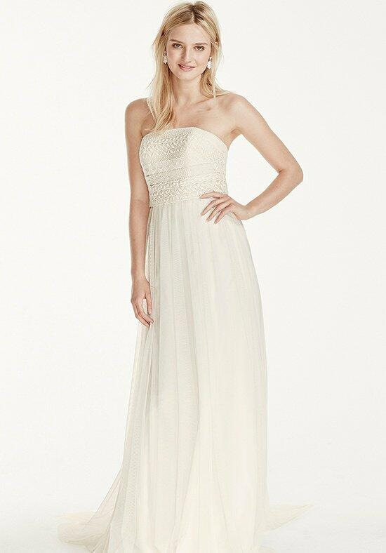 David's Bridal Galina Style WG3768 Wedding Dress photo