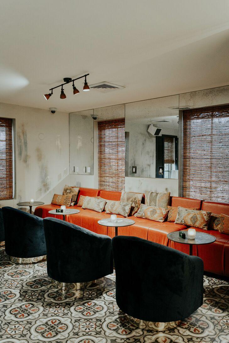 Retro and Modern Lounge Furniture at The Confidante Hotel