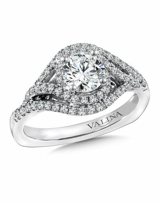 Valina R9800WP Engagement Ring photo
