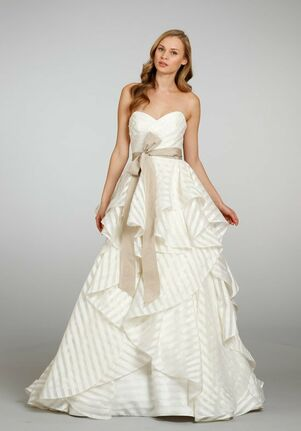 Hayley Paige 6315 - Guidon Ball Gown Wedding Dress