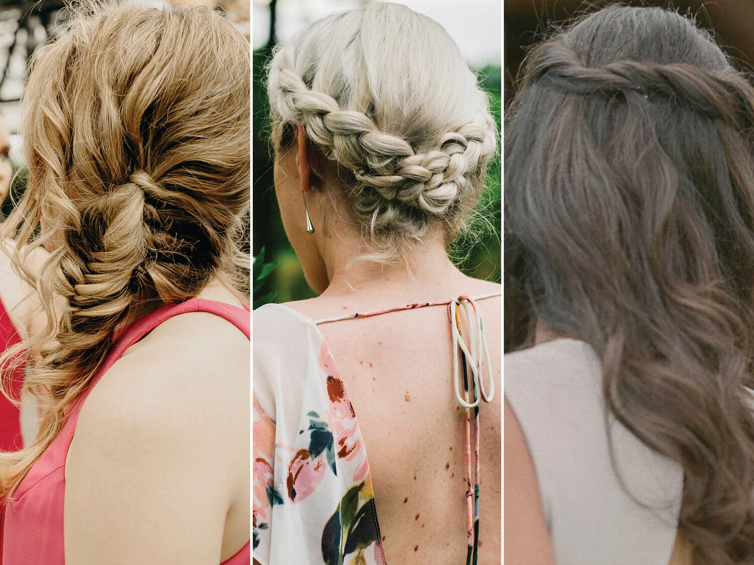 35 Wedding Guest Hairstyles You Can Actually Do Yourself
